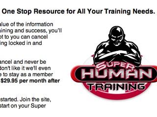 Super Human Membership