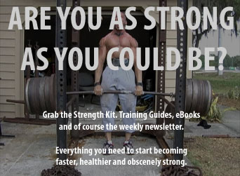 Are you as strong as you could be?