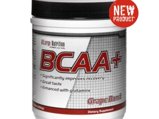 AtLarge Nutrition's BCAA+