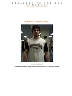 Gymchat 148 - Training for Football II
