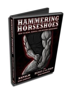 Hammering Horseshoes