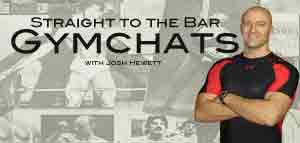The Gymchats with Josh Hewett. Talking strength, every week.